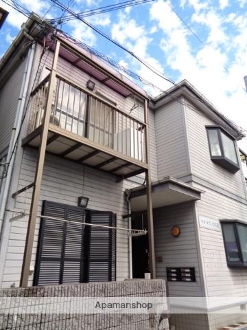 大阪府枚方市、御殿山駅徒歩11分の築25年 2階建の賃貸アパート