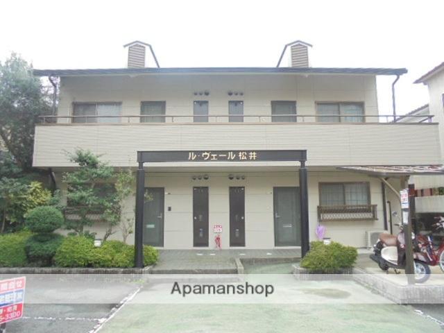 大阪府高槻市、総持寺駅徒歩19分の築23年 2階建の賃貸マンション