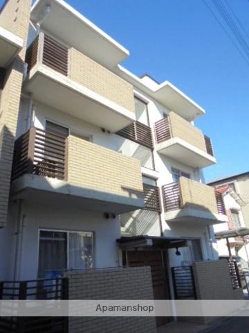 大阪府高槻市、摂津富田駅徒歩16分の築12年 3階建の賃貸マンション