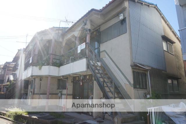 大阪府高槻市、高槻駅徒歩27分の築42年 2階建の賃貸アパート