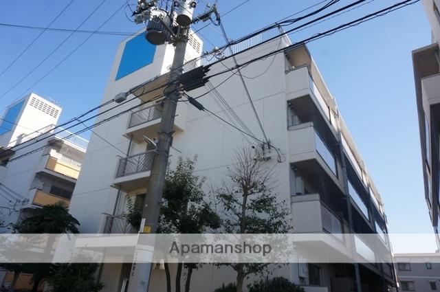 大阪府茨木市、総持寺駅徒歩16分の築44年 4階建の賃貸マンション