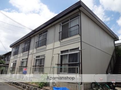 大阪府枚方市、牧野駅徒歩9分の築37年 2階建の賃貸アパート
