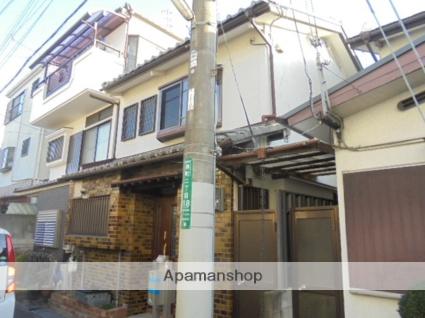 大阪府高槻市、摂津富田駅徒歩14分の築51年 2階建の賃貸一戸建て