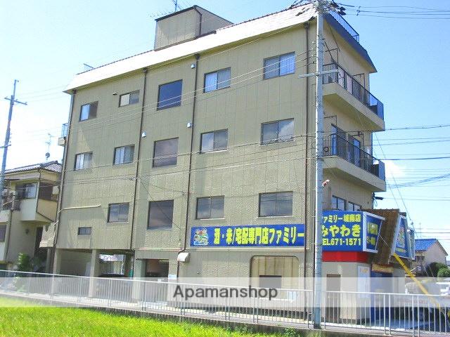 大阪府高槻市、高槻市駅徒歩17分の築36年 4階建の賃貸マンション