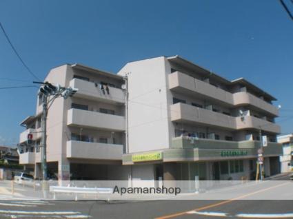 大阪府高槻市、摂津富田駅徒歩17分の築29年 4階建の賃貸マンション