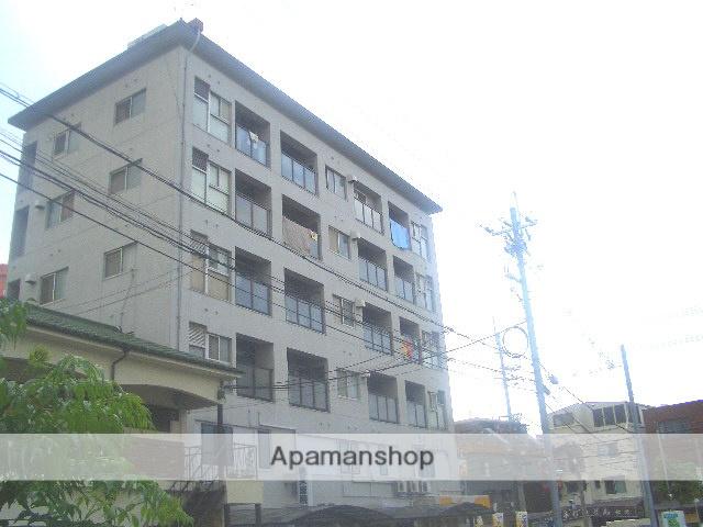 大阪府茨木市、富田駅徒歩18分の築28年 6階建の賃貸マンション