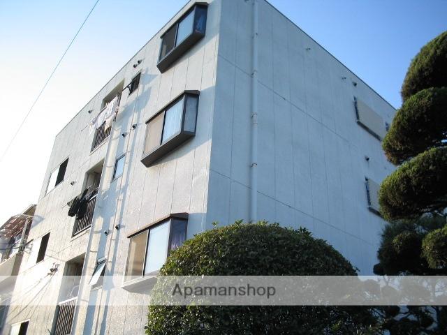 大阪府守口市、守口駅徒歩17分の築26年 4階建の賃貸マンション