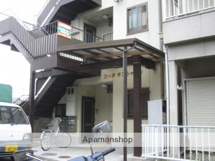 大阪府枚方市、星ヶ丘駅徒歩18分の築24年 3階建の賃貸マンション