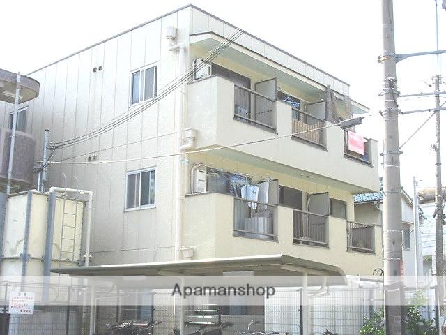大阪府枚方市、御殿山駅徒歩15分の築27年 3階建の賃貸マンション