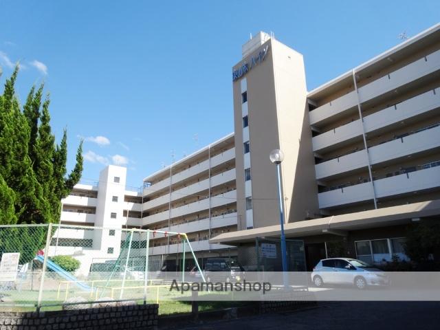 大阪府八尾市、河内山本駅徒歩8分の築35年 5階建の賃貸マンション