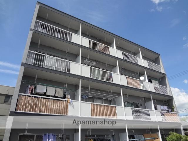 大阪府八尾市、河内山本駅徒歩7分の築48年 4階建の賃貸マンション