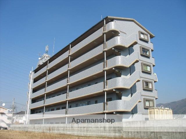 大阪府八尾市、高安駅徒歩15分の築24年 6階建の賃貸マンション