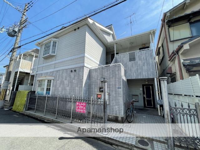 大阪府東大阪市、東花園駅徒歩27分の築26年 2階建の賃貸アパート