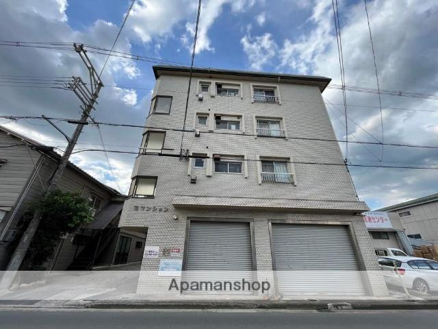 大阪府八尾市、河内山本駅徒歩17分の築36年 5階建の賃貸マンション