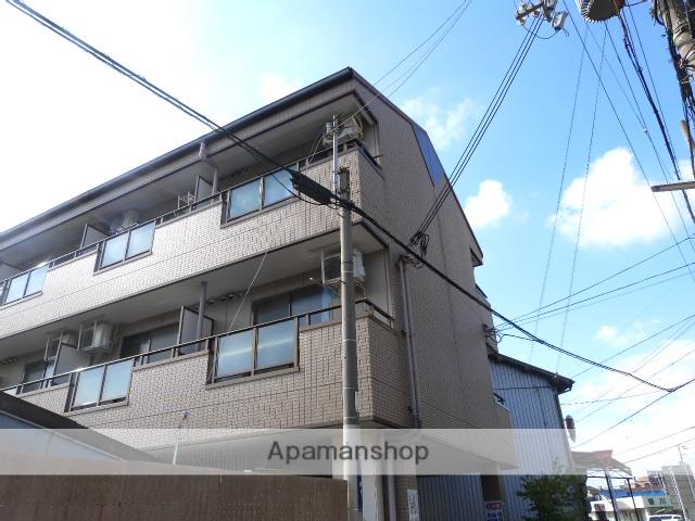 大阪府東大阪市、長田駅徒歩25分の築15年 3階建の賃貸マンション