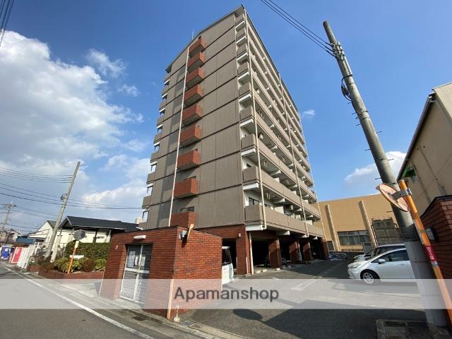 大阪府東大阪市、鴻池新田駅徒歩13分の築22年 10階建の賃貸マンション