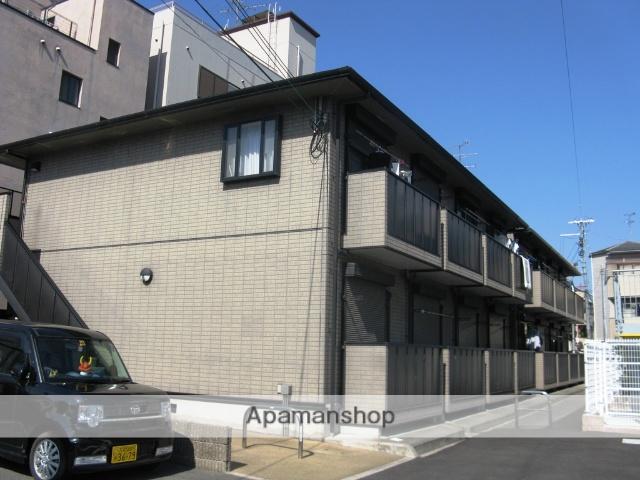 大阪府東大阪市、河内永和駅徒歩23分の築15年 2階建の賃貸アパート