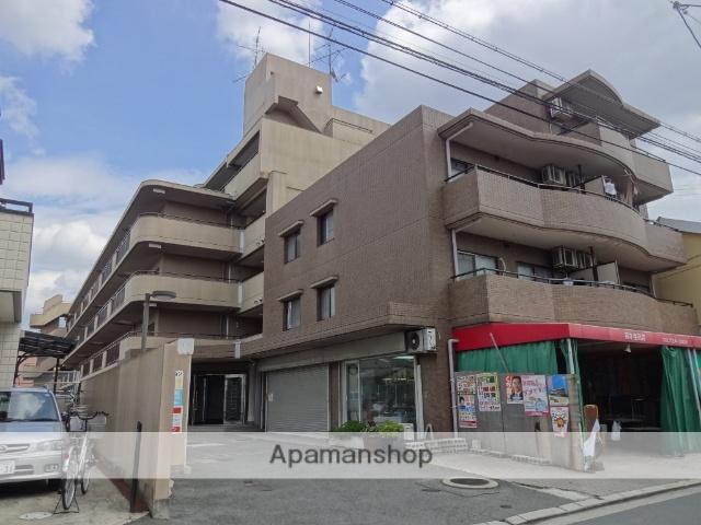 大阪府東大阪市、長瀬駅徒歩12分の築21年 5階建の賃貸マンション