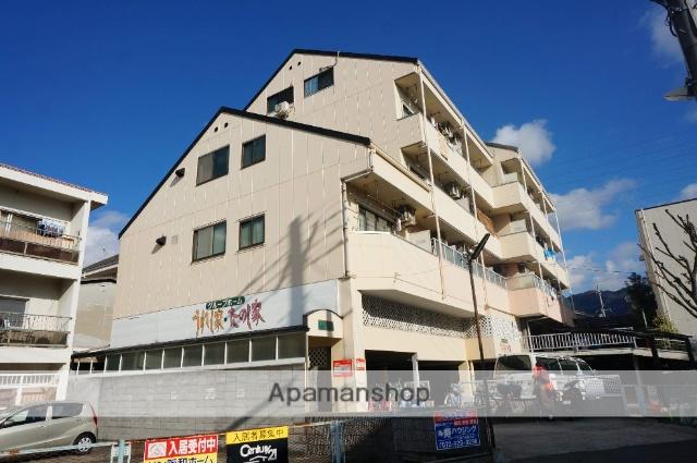 大阪府八尾市、河内山本駅徒歩12分の築29年 5階建の賃貸マンション