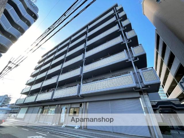 大阪府東大阪市、荒本駅徒歩22分の築28年 7階建の賃貸マンション
