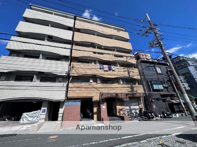 大阪府東大阪市、布施駅徒歩10分の築31年 6階建の賃貸マンション