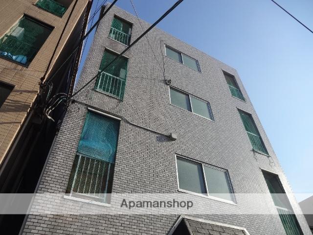 大阪府東大阪市、JR長瀬駅徒歩10分の築27年 4階建の賃貸マンション