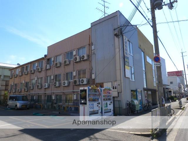 大阪府東大阪市、長田駅徒歩48分の築24年 3階建の賃貸マンション