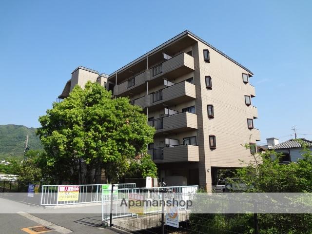 大阪府八尾市、河内山本駅徒歩16分の築23年 5階建の賃貸マンション