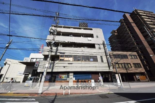 大阪府東大阪市、長田駅徒歩12分の築29年 5階建の賃貸マンション