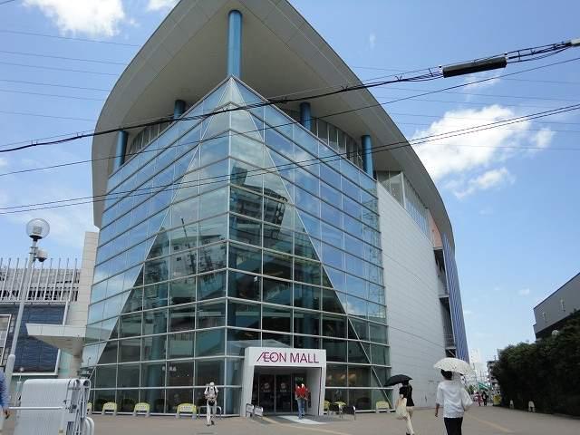 大型ショッピングモール 600m