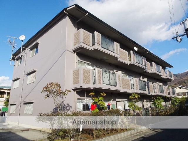 大阪府八尾市、高安駅徒歩14分の築20年 3階建の賃貸マンション