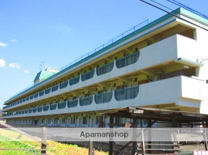 大阪府八尾市、高安駅徒歩10分の築39年 3階建の賃貸マンション