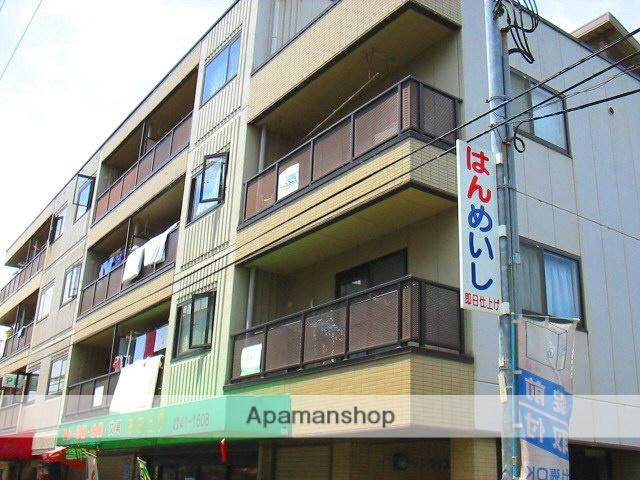 大阪府八尾市、志紀駅徒歩22分の築28年 4階建の賃貸マンション