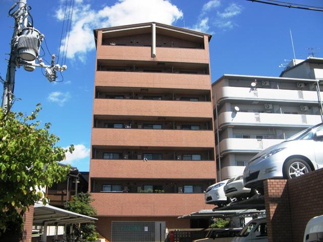 大阪府東大阪市、住道駅徒歩29分の築17年 7階建の賃貸マンション