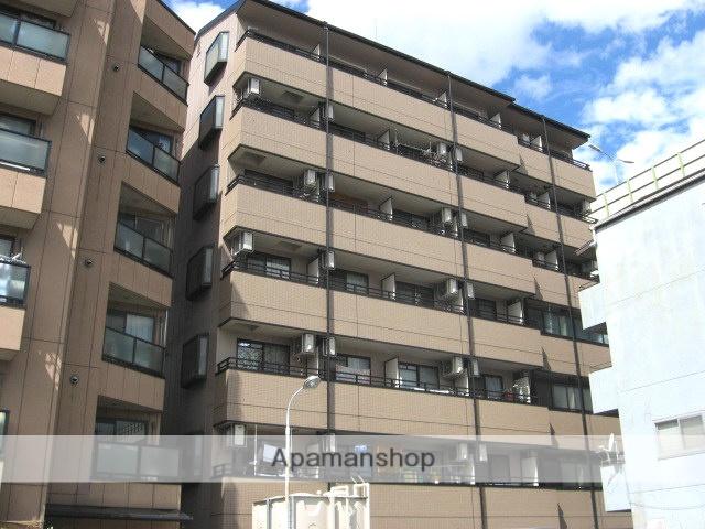 大阪府東大阪市、荒本駅徒歩19分の築19年 7階建の賃貸マンション