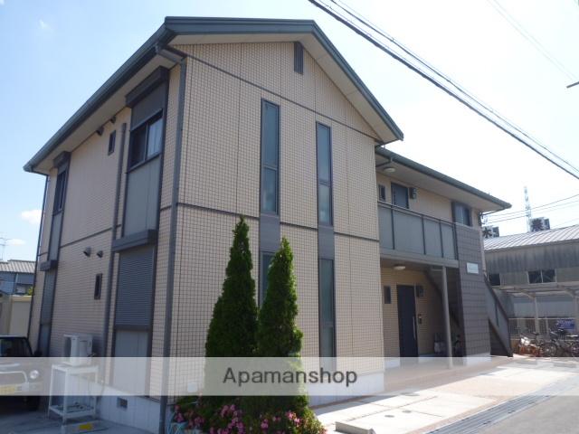 大阪府東大阪市、石切駅徒歩30分の築12年 2階建の賃貸アパート