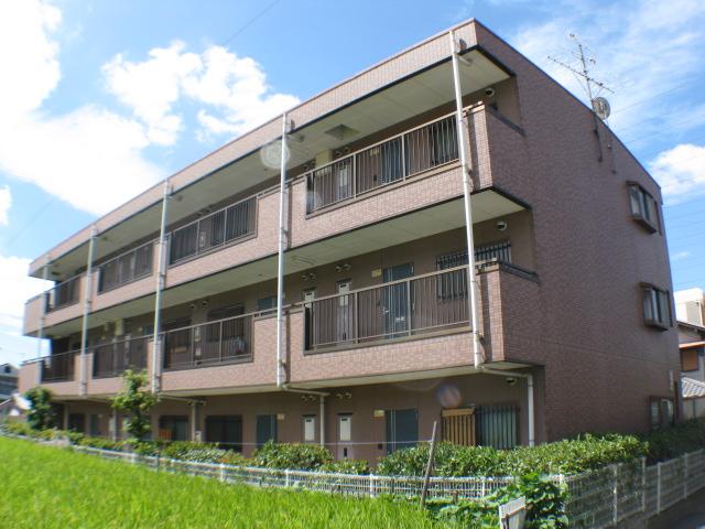 大阪府東大阪市、額田駅徒歩23分の築21年 3階建の賃貸マンション