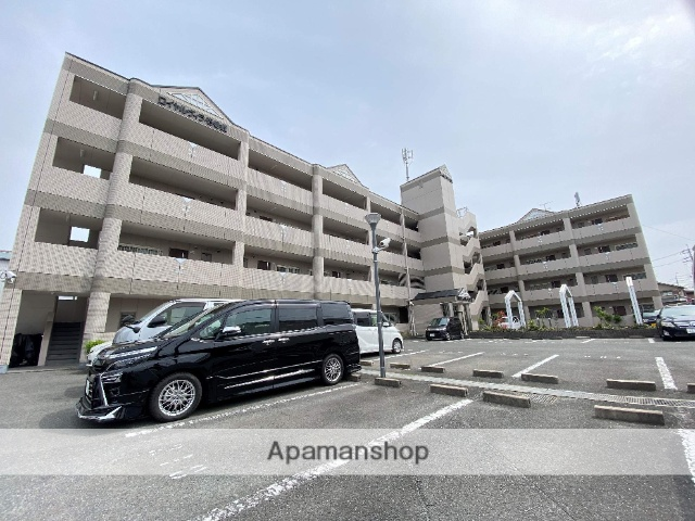 大阪府東大阪市、住道駅徒歩30分の築21年 4階建の賃貸マンション