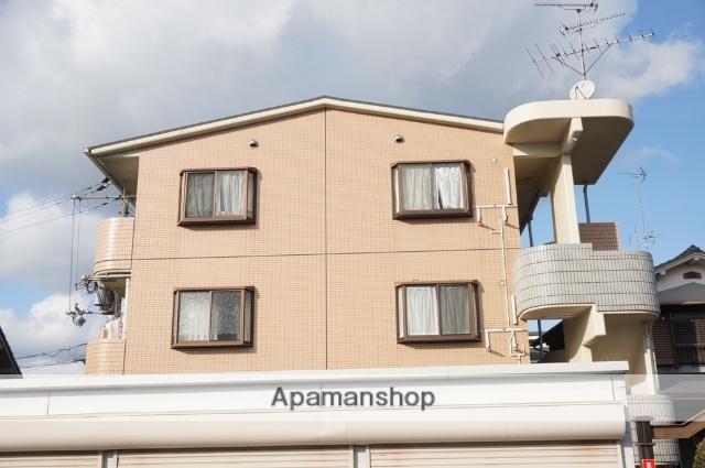 大阪府東大阪市、額田駅徒歩28分の築23年 3階建の賃貸マンション