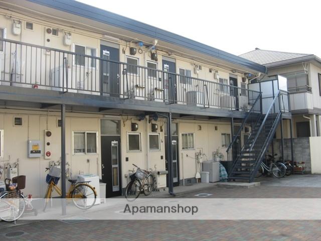 大阪府東大阪市、JR俊徳道駅徒歩14分の築44年 2階建の賃貸アパート