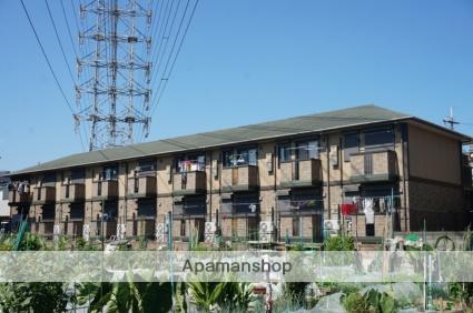 大阪府八尾市、志紀駅徒歩9分の築12年 2階建の賃貸アパート