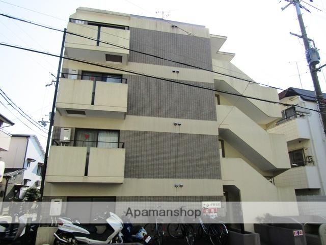 大阪府東大阪市、額田駅徒歩11分の築25年 4階建の賃貸マンション