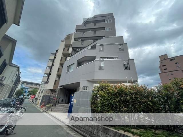大阪府東大阪市、荒本駅徒歩3分の築28年 9階建の賃貸マンション