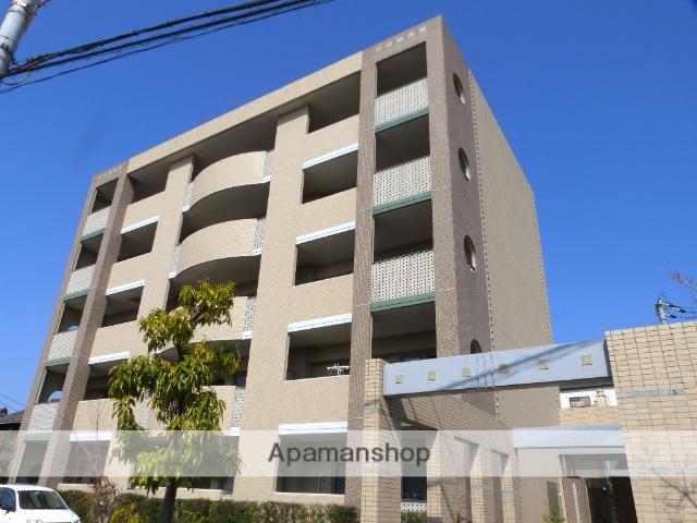 大阪府柏原市、高井田駅徒歩3分の築14年 5階建の賃貸マンション