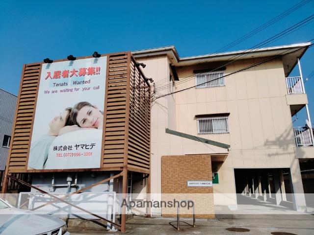 大阪府八尾市、高安駅徒歩11分の築31年 3階建の賃貸マンション