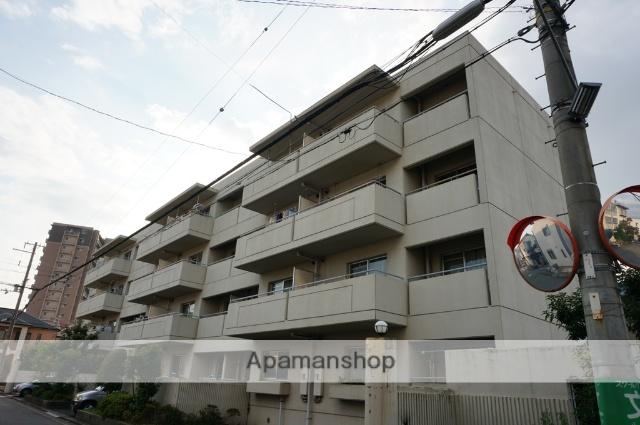 大阪府八尾市、河内山本駅徒歩12分の築30年 4階建の賃貸マンション