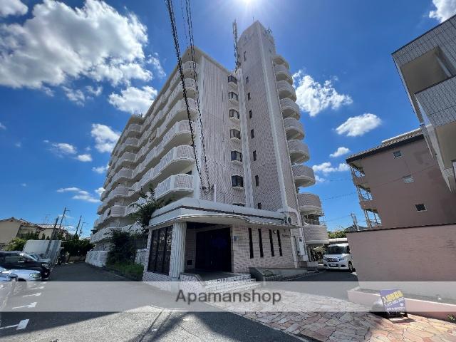 大阪府東大阪市、住道駅徒歩32分の築26年 8階建の賃貸マンション