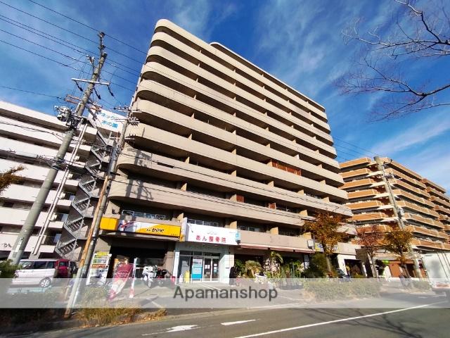 大阪府東大阪市、荒本駅徒歩26分の築28年 11階建の賃貸マンション