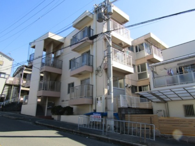 大阪府東大阪市、額田駅徒歩7分の築33年 3階建の賃貸マンション