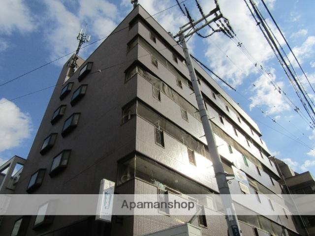 大阪府東大阪市、JR俊徳道駅徒歩10分の築24年 6階建の賃貸マンション